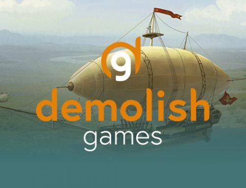 Demolish Games ogłasza nową produkcje – Airship Captain